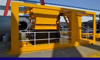 asphalt mixing plant manufacturer- Asphalt mixer