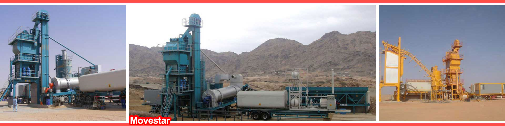 good mobile asphalt plants
