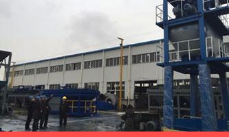 asphalt batching plant manufacturer