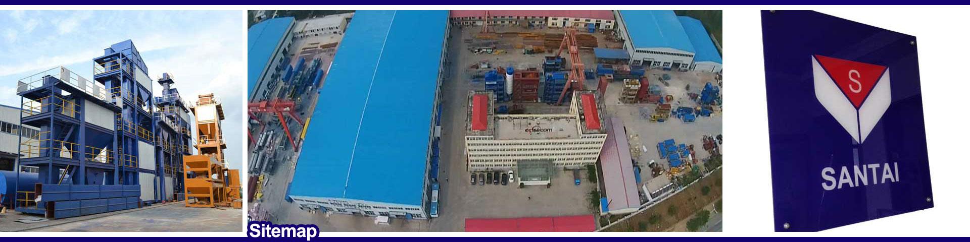 China asphalt plant