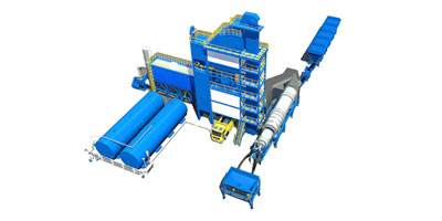 hot mix asphalt plant manufacturer