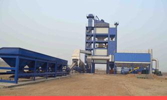 asphalt mixing plant factory