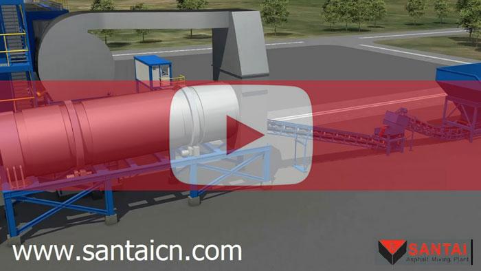 asphalt plants videos