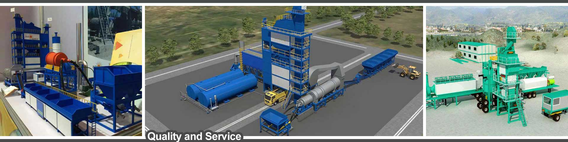 asphalt batch plant price